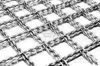 small picture of galvanized crimped steel wire mesh_PTS
